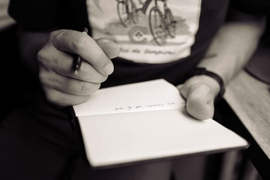 5 minuten journal