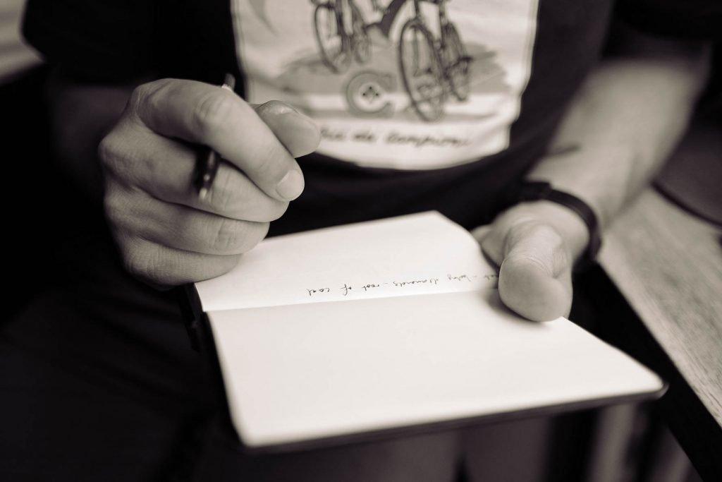 Dankbarkeitstagebuch / 5-Minuten-Journal