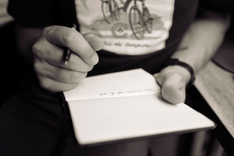 Was ist Schreibtherapie