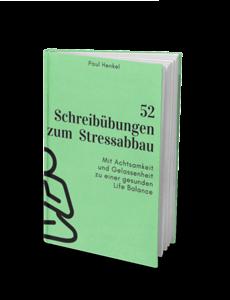 Schreibübungen zum Stressabbau