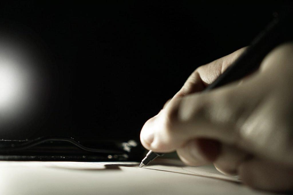 Der Suizid Das Schreiben Und Ich 3 übungen Um Krisen