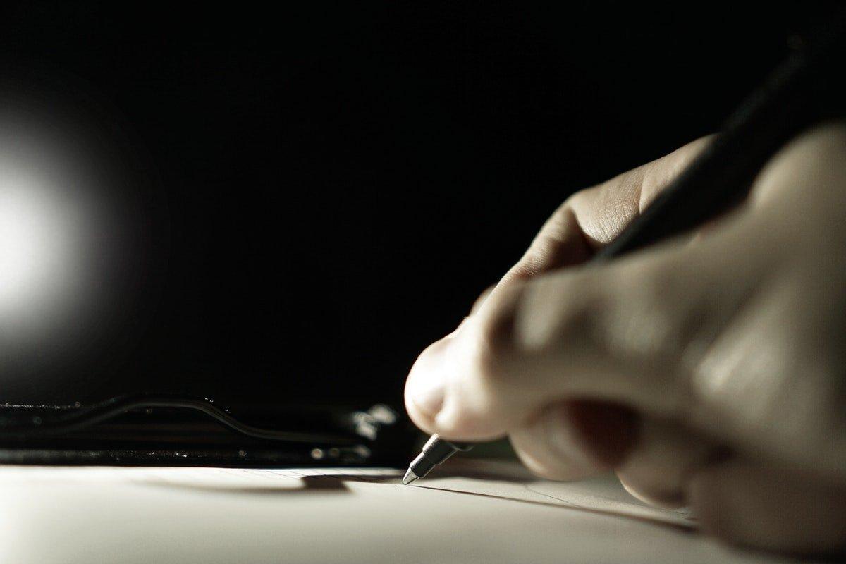 Suizidprävention - Schreiben für emotionale Stabilität