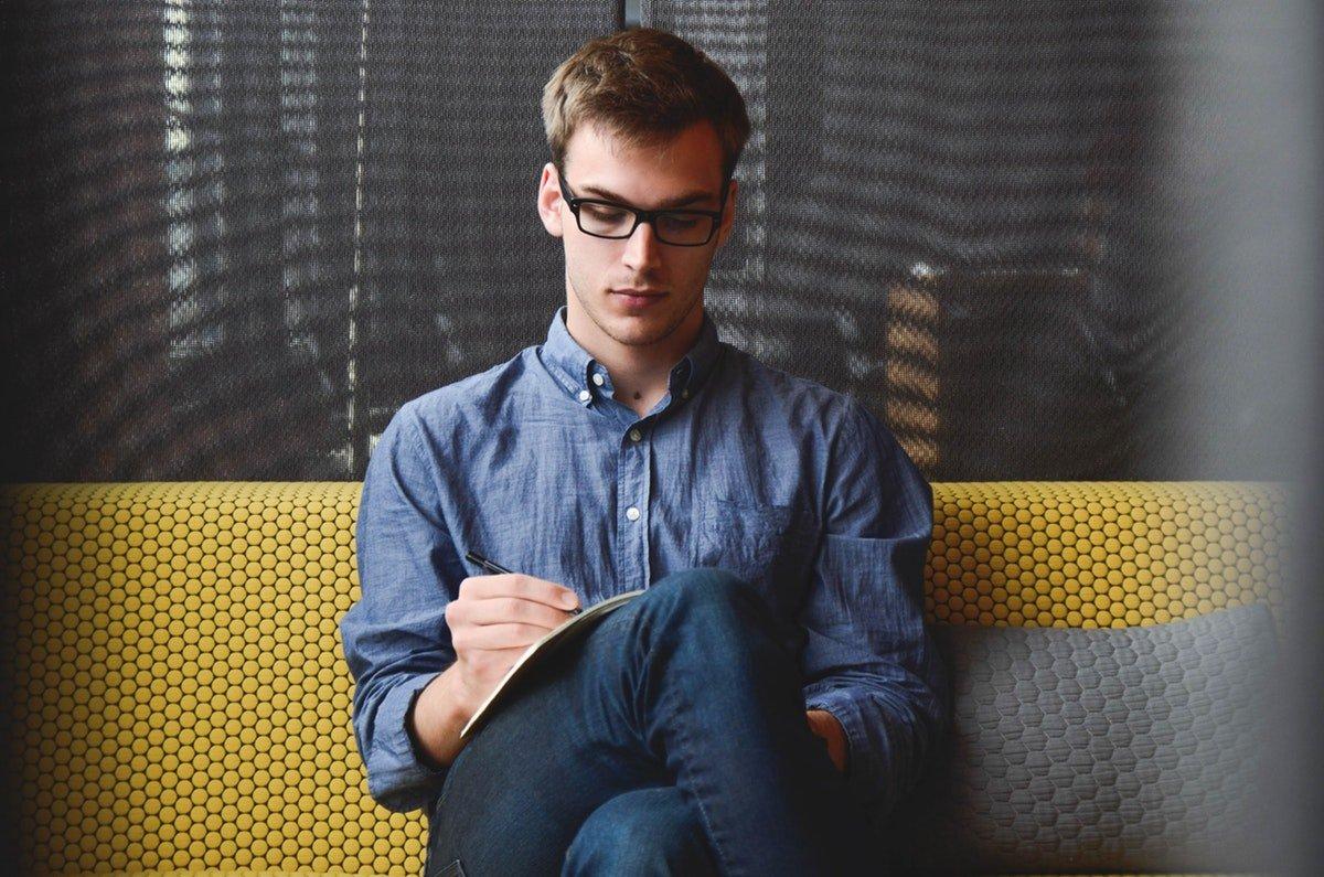 Depressionstagebuch: Schreiben gegen Depressionen