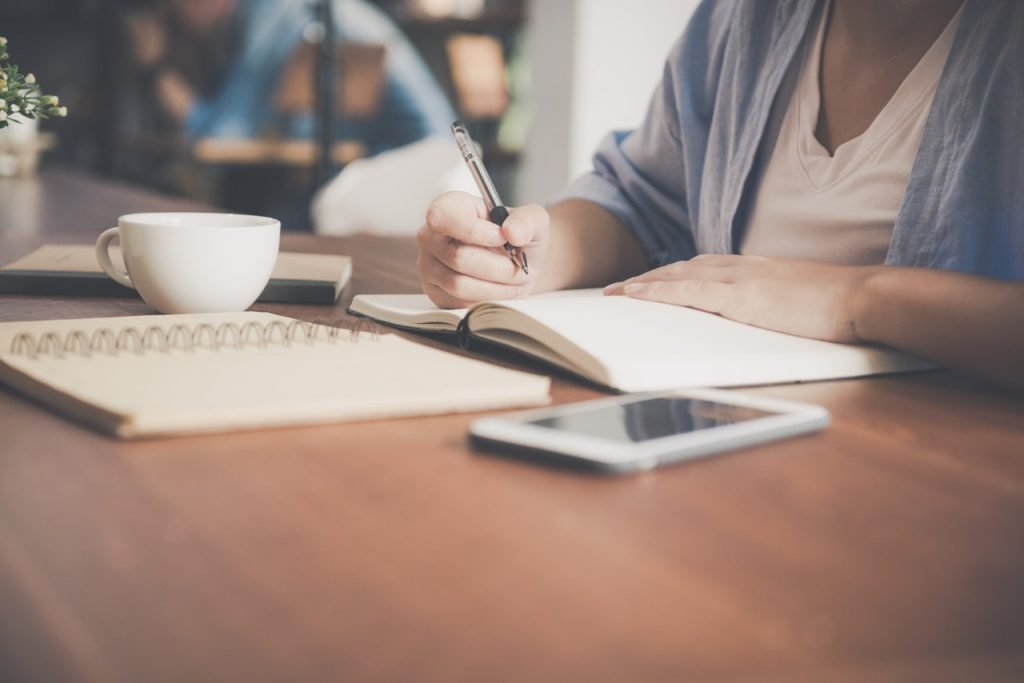 Schreibblockade lösen udn zurück ind en Schreibflow finden