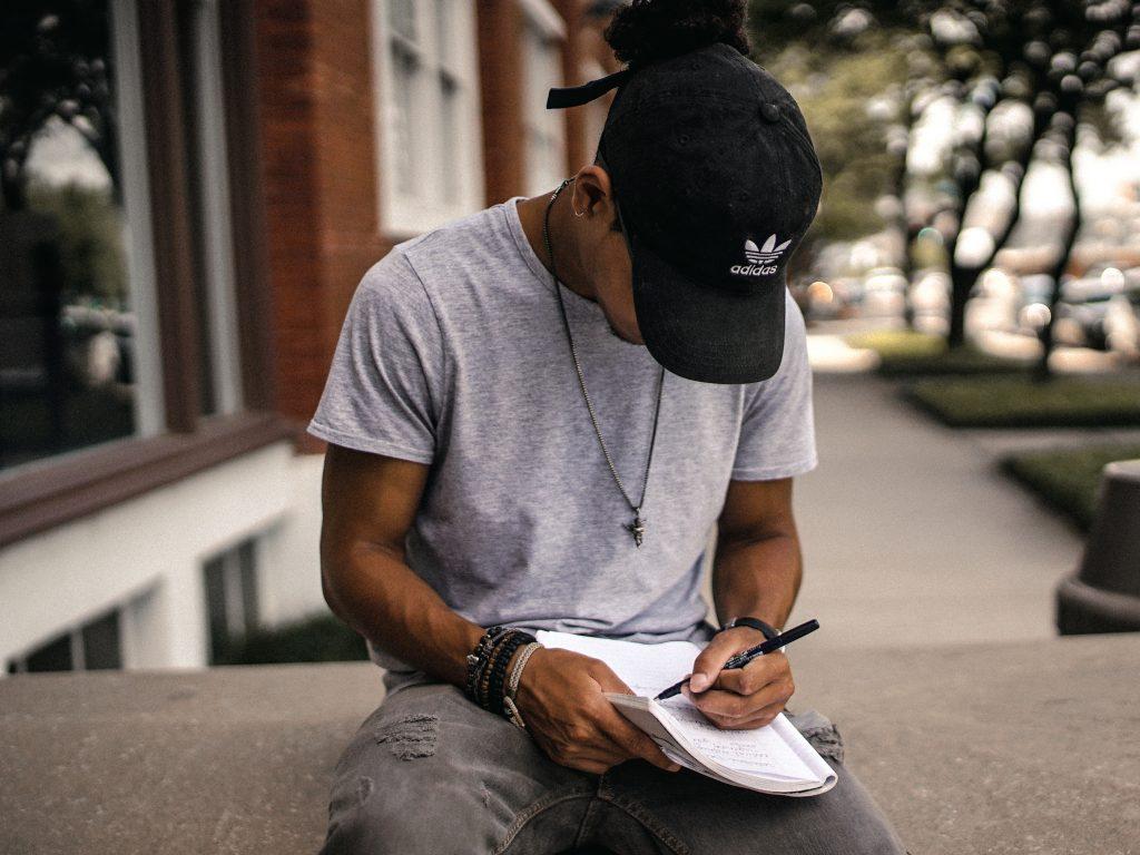 Ausdauer für Veränderung - Ausdauer fürs Schreiben.