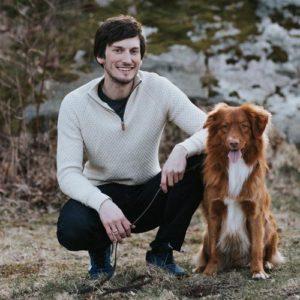 Daniel Bergheim - Autor des Glückstagebuchs