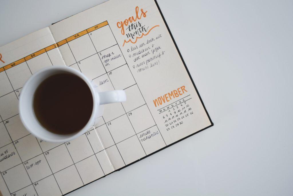 Business Jahresplanung