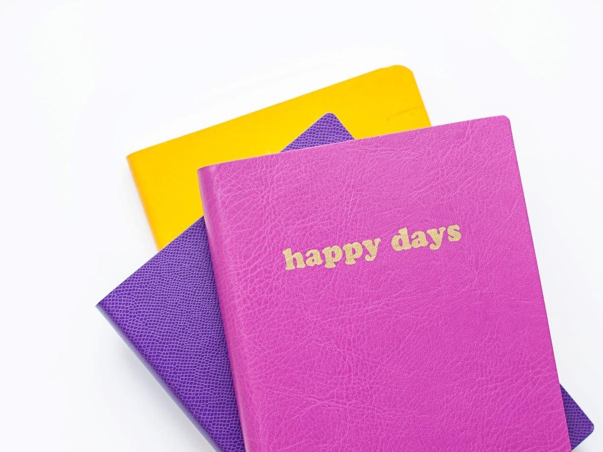 DELF hiflt, den eigenen Fokus auf das Gute und Schöne des Alltags zu lenken.